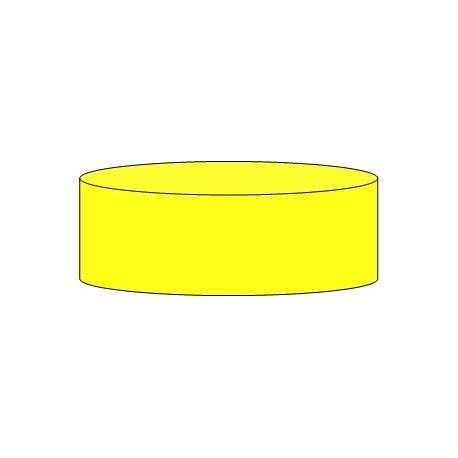 Housse nid jaune